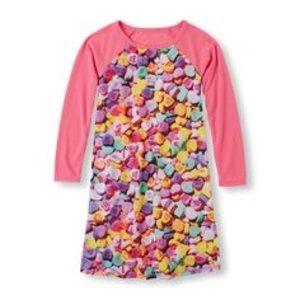 Sweethearts pajamas